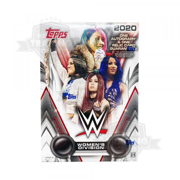 2020 Topps WWE Women's Divison Hobby Box
