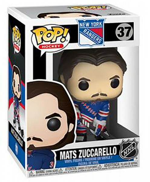 Funko Pop - Mats Zuccarello - New York Rangers