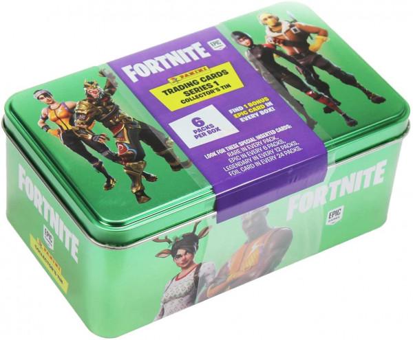 Fortnite Series 1 Trading Cards - Tin Box