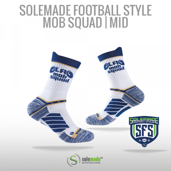 solemade Football Style Mob Squad / Mid