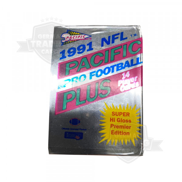 Pacific NFL Football 1991