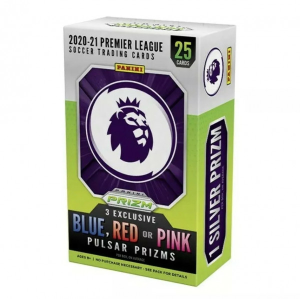 PRIZM Premier League 2020/2021 Trading Cards - Cereal Box