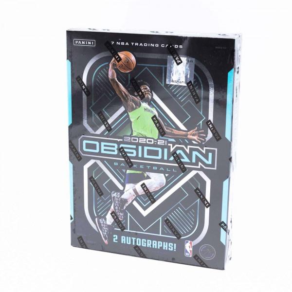 Panini Obsidian Basketball 20/21 Hobby Box