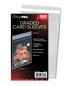 UP Graded Card Sleeves (100pcs)