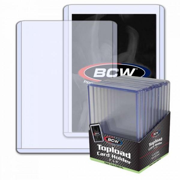 BCW Toploader 240pt (10 pcs)