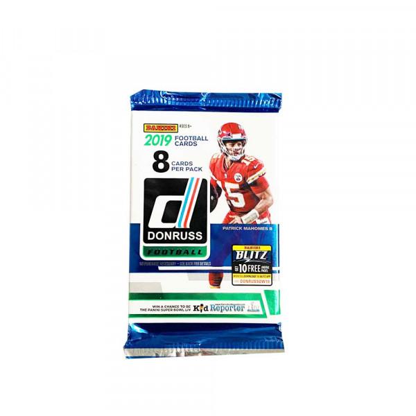 Panini Donruss 2019 Football NFL Retail Pack