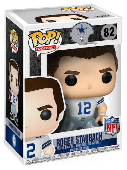 Funko Pop - Roger Staubach - Dallas Cowboys