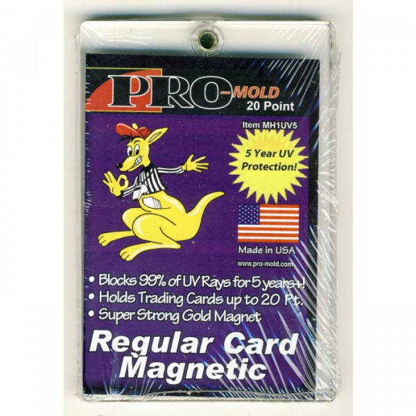 Pro Mold One Touch Card Holder 20pt