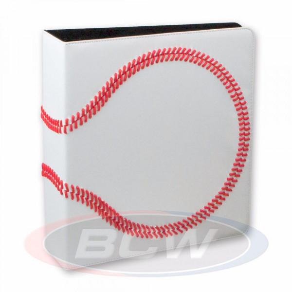 BCW Premium Baseball Collections Album