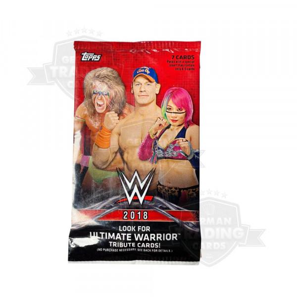 Topps WWE 2018 Retail Pack