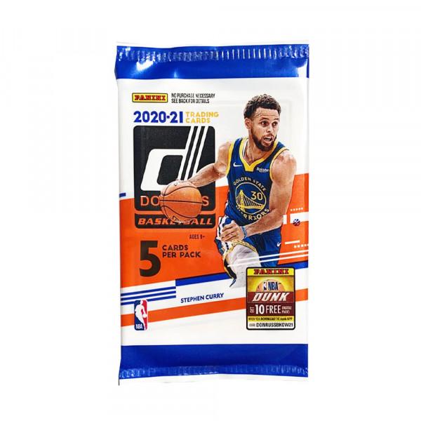 Panini Donruss Basketball NBA 20/21 Gravity-Pack