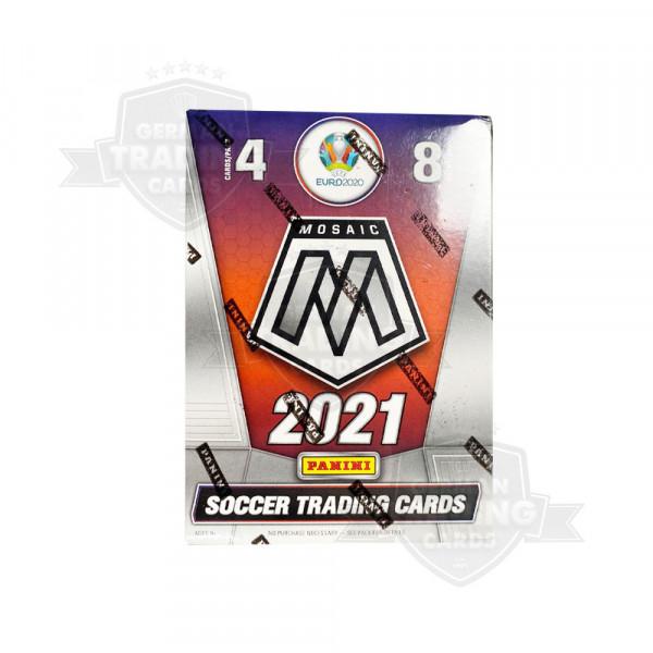 2021 Panini Mosaic Soccer Euro 2020 Blaster Box