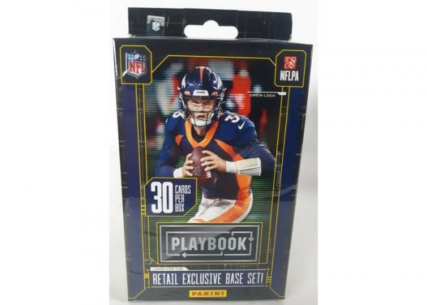 Panini Playbook 2020 Football Hanger Box