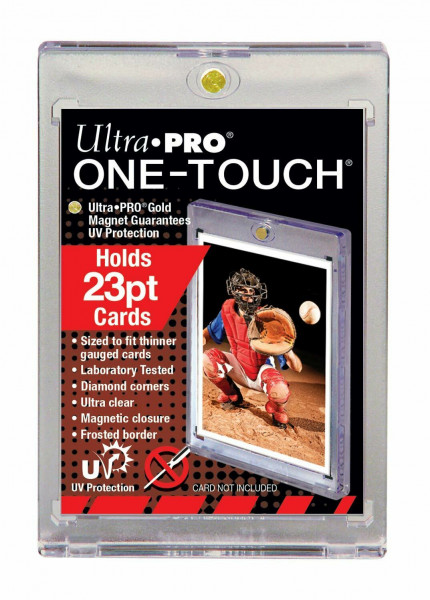 UP One Touch Card Holder 23pt