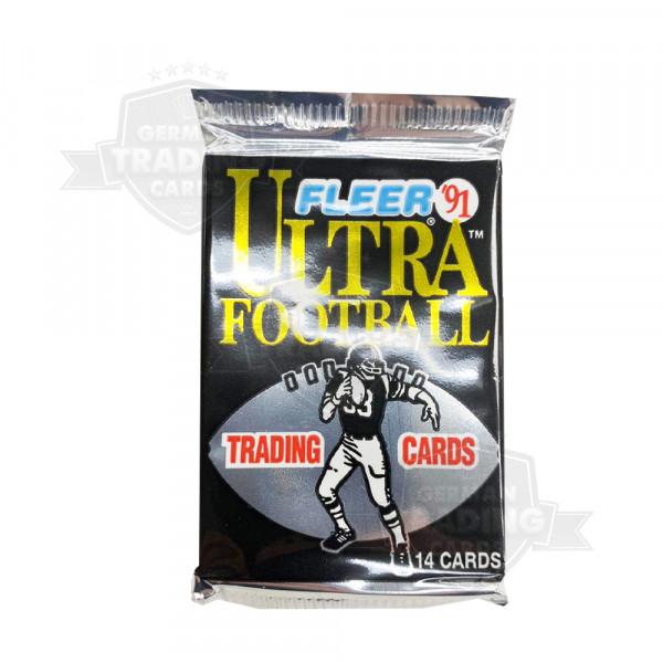 Fleer Ultra Football 1991