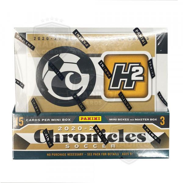 Panini Chronicles Soccer 2020/21 H2 Asia Box