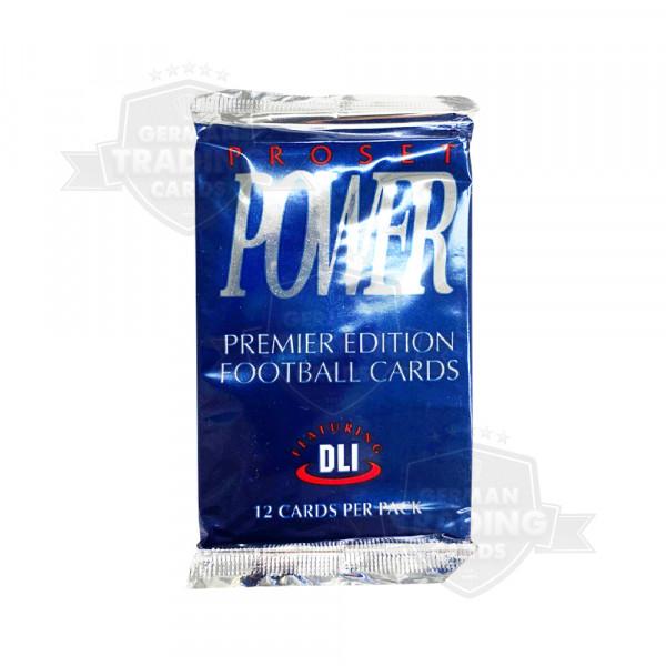 Power Pro Set Premier Edition Football Cards