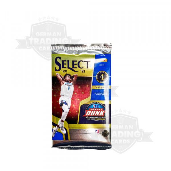 2020/21 Panini Select Basketball Retail Pack