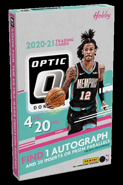 Panini Donruss Optic Basketball 20/21 Hobby Box