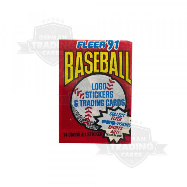 Fleer Baseball 1991