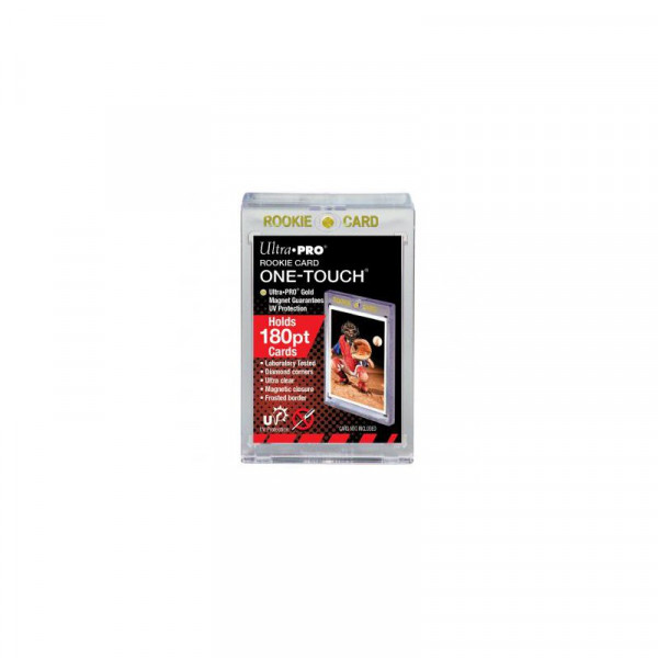 """UP One Touch Card Holder 180pt """"Rookie Card"""""""