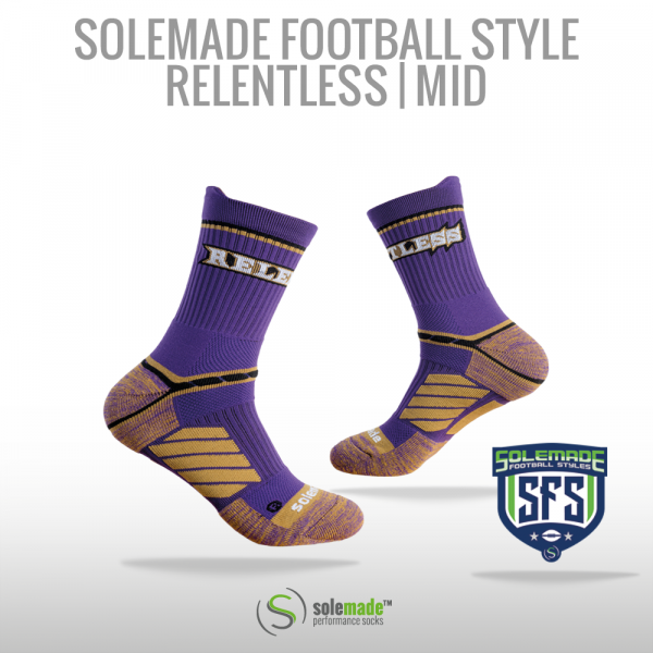 solemade Football Style Relentless / Mid