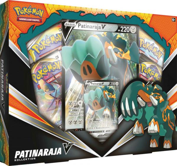 Pokémon Patinaraja-V Kollektion Box
