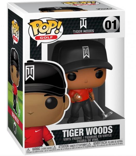 Funko Pop - Tiger Woods - 01
