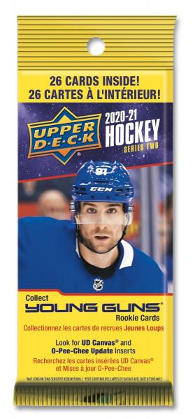 2020-21 NHL Upper Deck Series II Fatpack