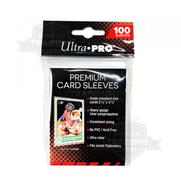 Ultra Pro Standard Premium Sleeves 100 pcs