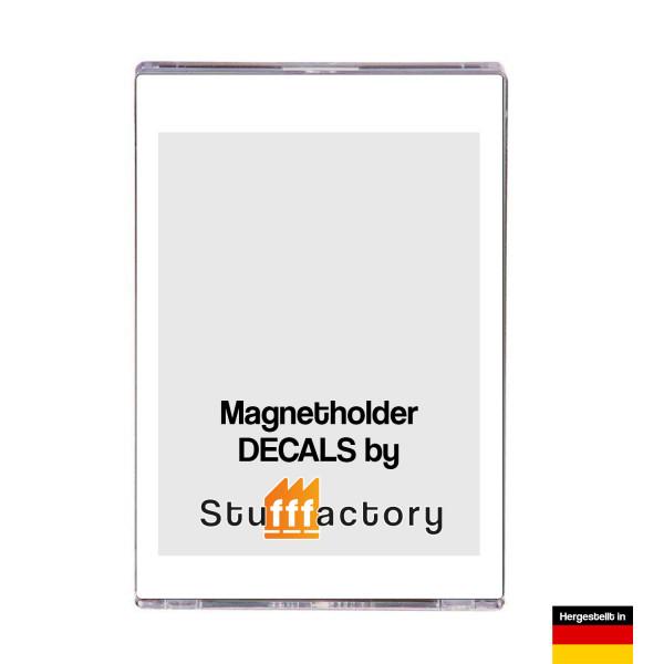 Magnet/One-Touch-Holder Design-Aufkleber 10er Pack