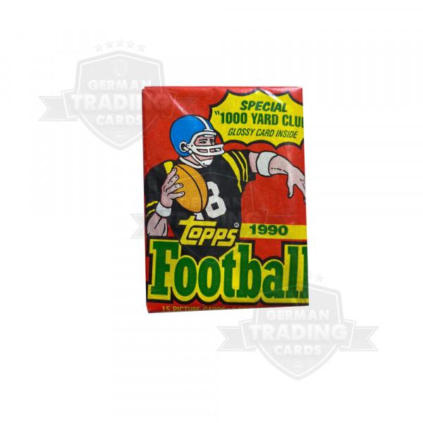 Topps 1990 Football