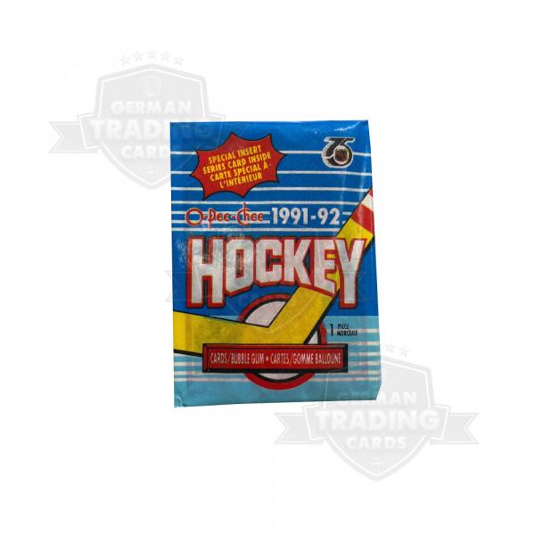 O-Pee-Chee NHL Hockey 1991-92