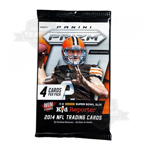 Panini PRIZM 2014 Football NFL Retail Pack