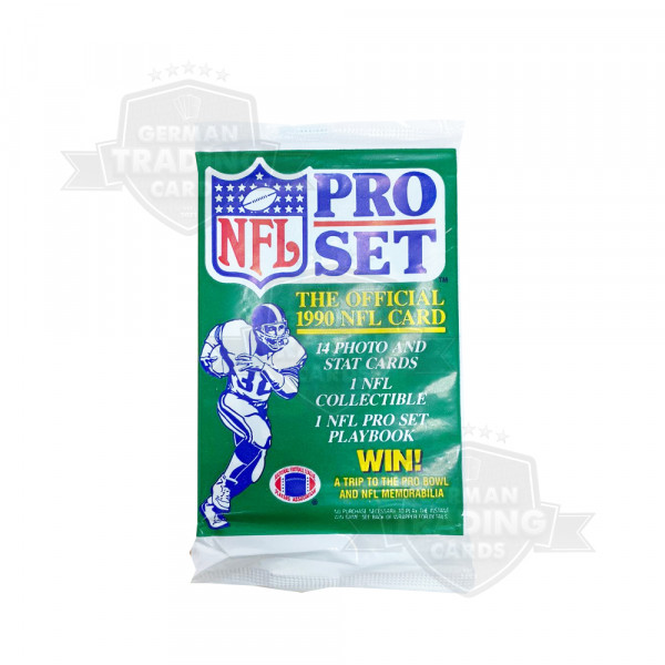 NFL Pro Set 1990