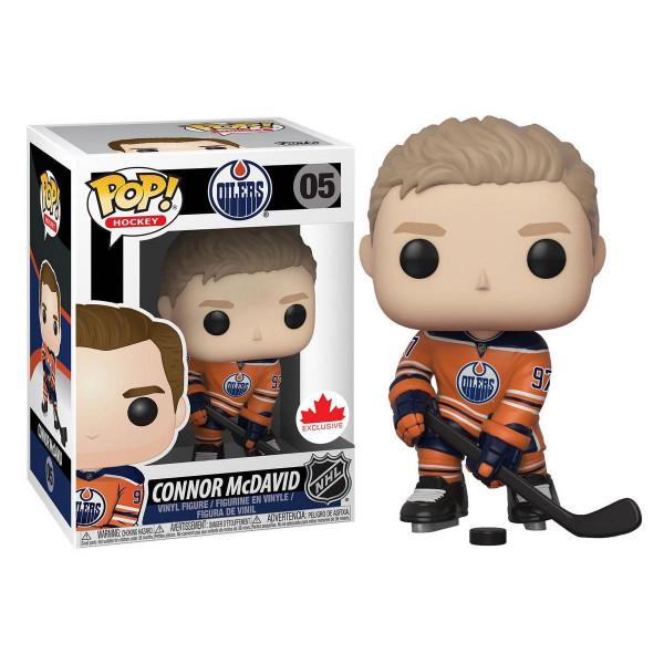 Funko Pop - Connor McDavid 05 - Edmonton Oilers