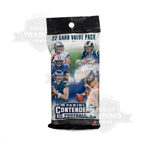 Panini Contenders 2016 Football NFL Fat Pack