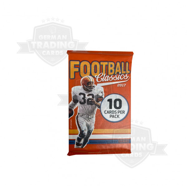 Panini Classics 2017 Football Retail Pack