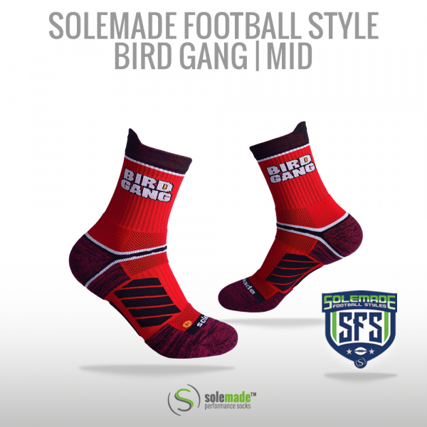 solemade Football Style Bird Gang / Mid