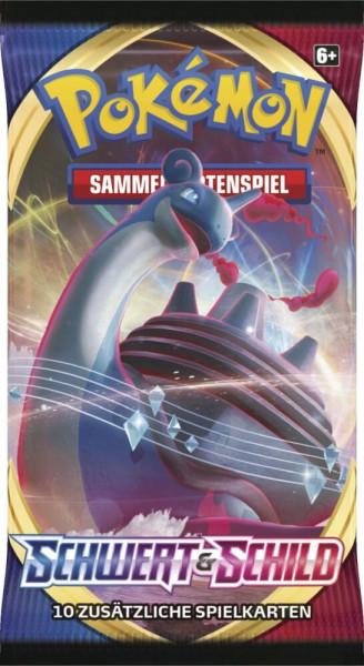 Pokemon Schwert und Schild Farbenschock Booster Pack