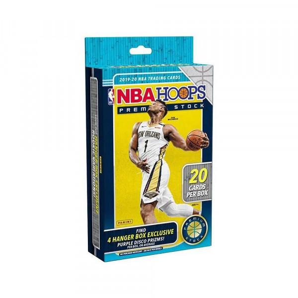 Panini Donruss Hoops Premium Basketball 19/20 Hanger Box