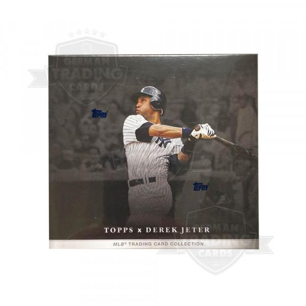 """2021 Topps x Derek Jeter - """"Captain's Crew"""""""