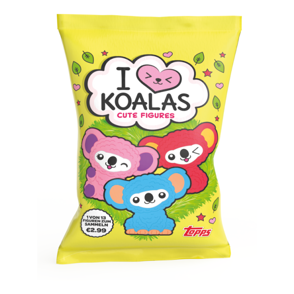 I Love Koalas - 1 Pack