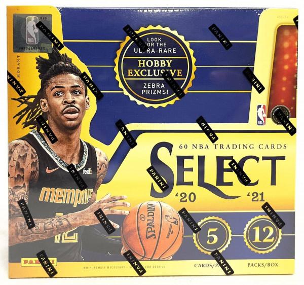 Panini Select Basketball 20/21 Hobby Box