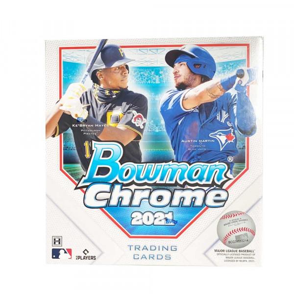 2021 Bowman Chrome Lite Box