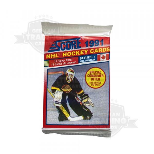 Score NHL Hockey 1991