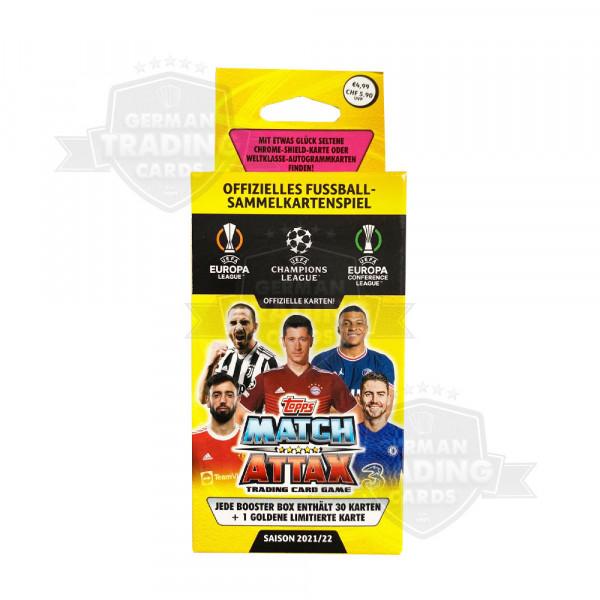 Topps Champions League Match Attax 2021/22 - Booster Box