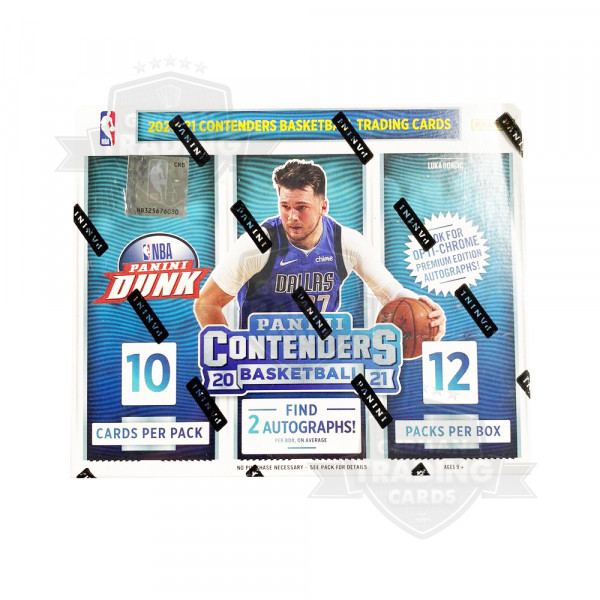 Panini Contenders Basketball 20/21 NBA Hobby Box