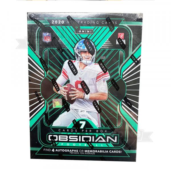 Panini Obsidian 2020 Football NFL Hobby Box