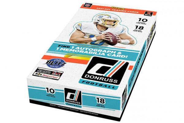 Panini Donruss Football 2021 Hobby Box